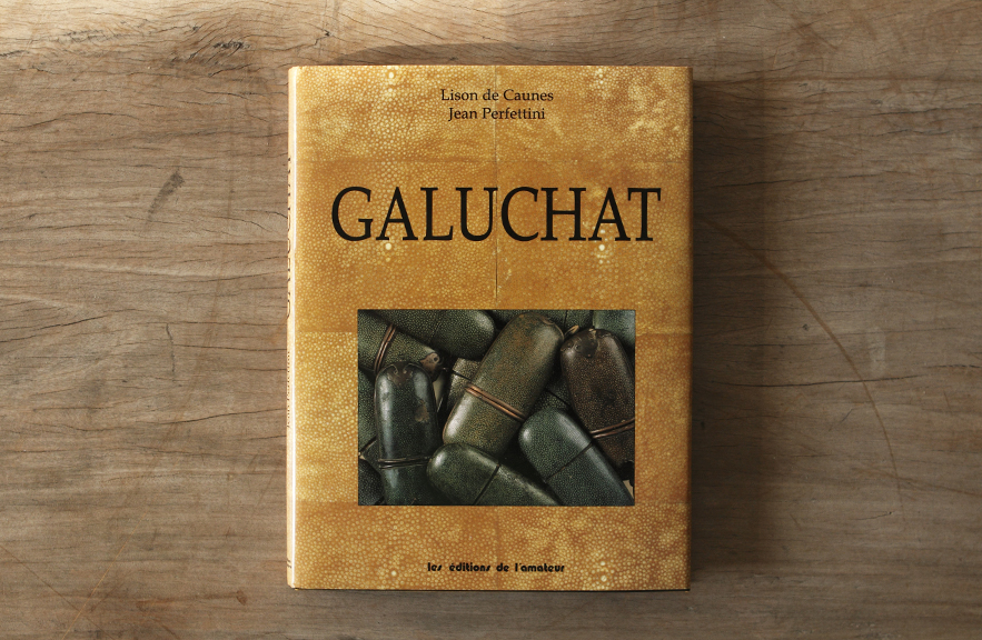 Galuchat book by Jean Perfettini