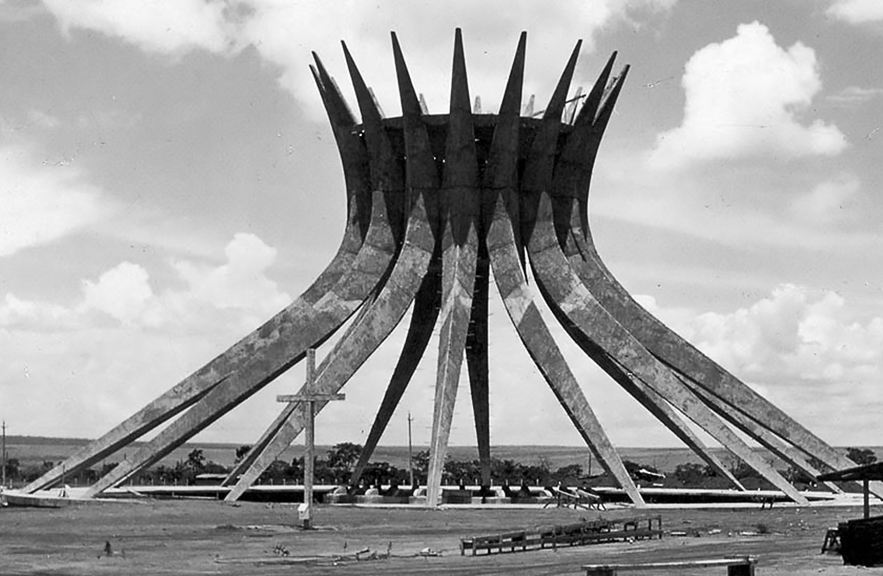 Oscar Niemeyer Catedral