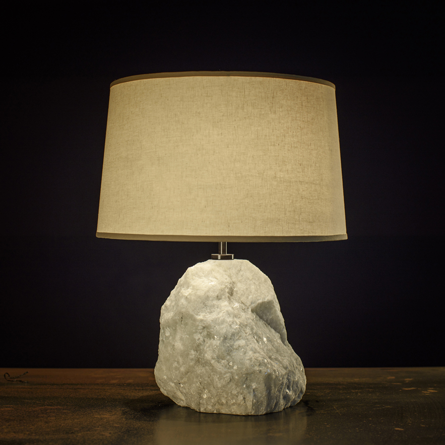 Rock Cornice Lamp by Alexander Lamont