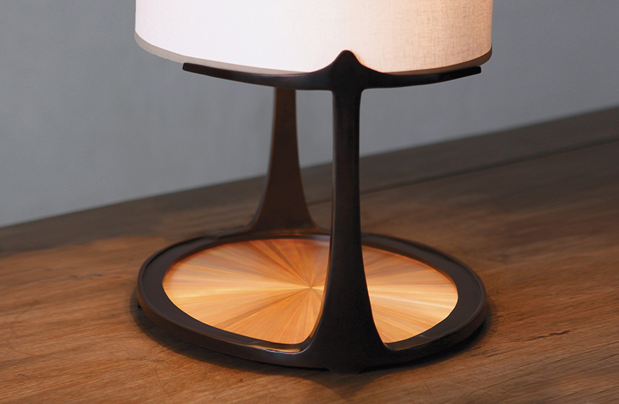 Alexander Lamont Inlet table lamp