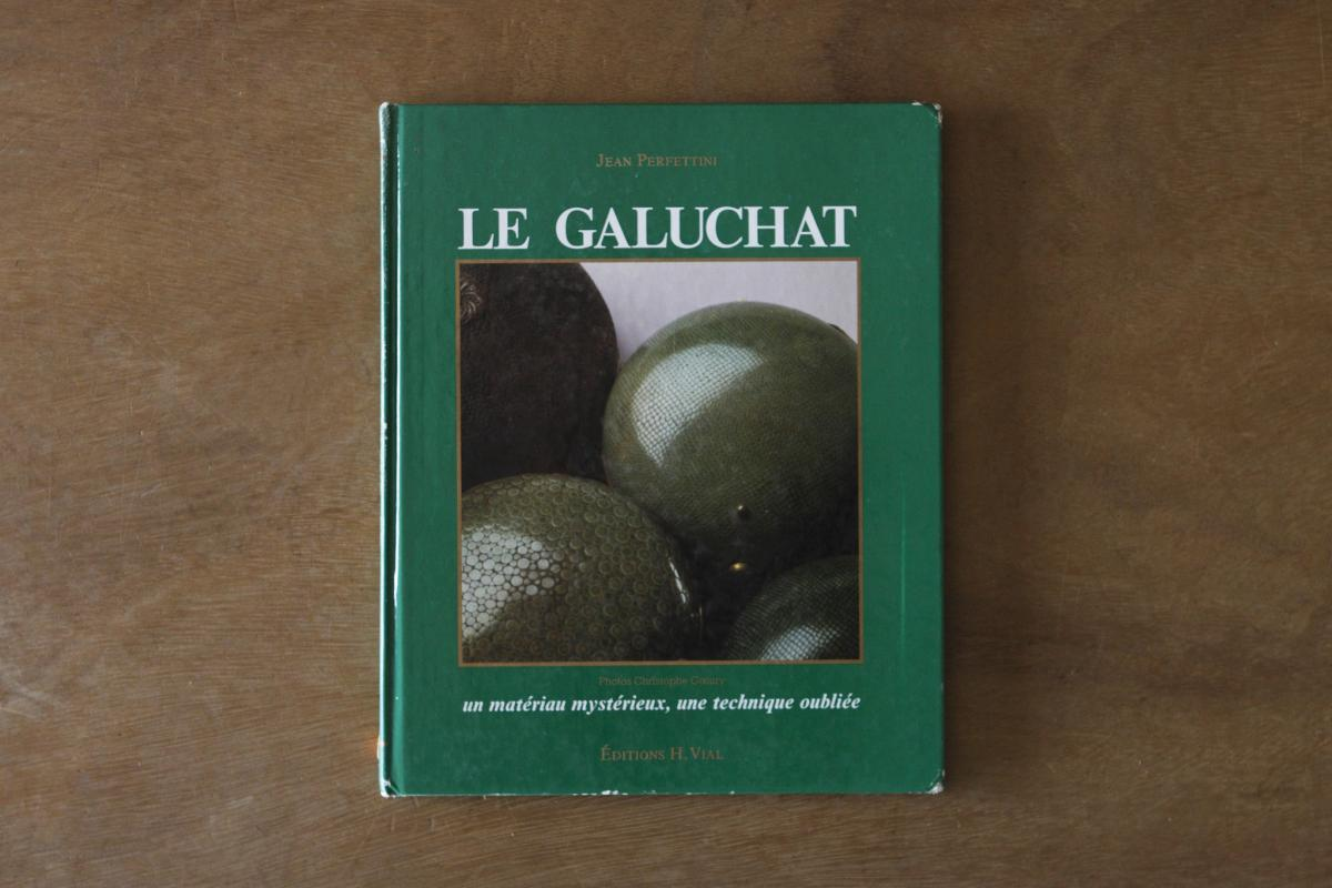 Le_Galuchat_by_Jean_Perfettini_shagreen_book