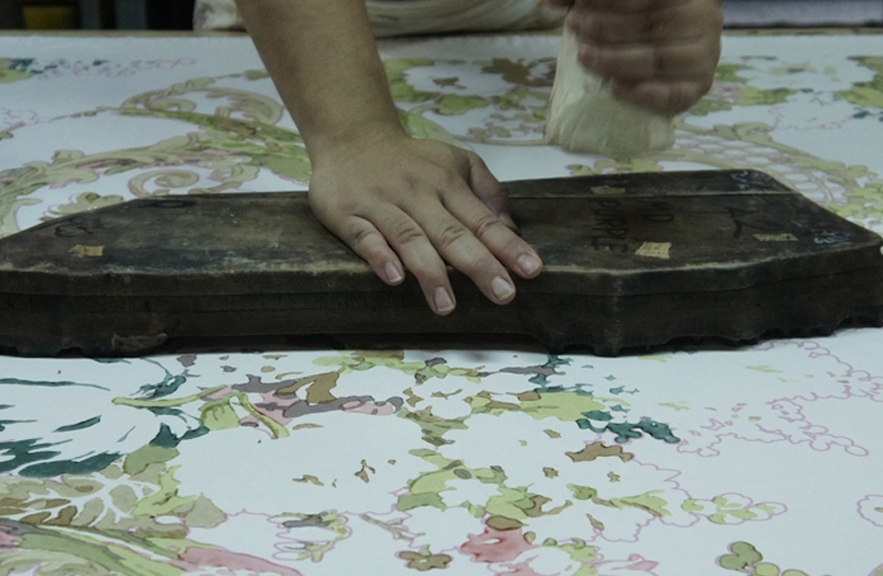 Thai textile workshop