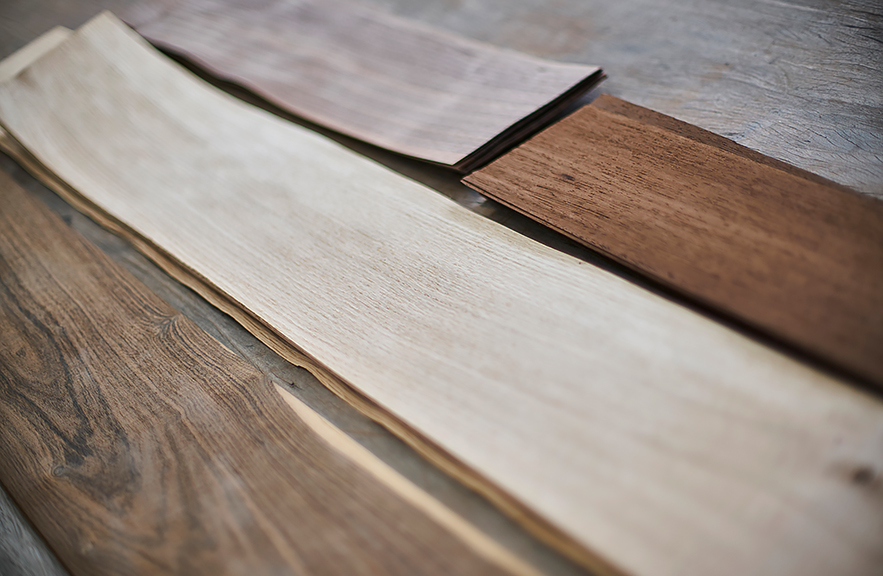 Alexander Lamont veneer finishes
