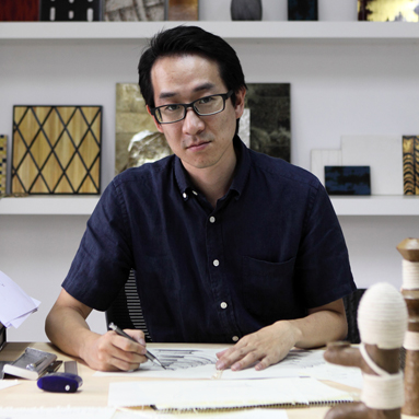 Ryosuke Harashima designer scholar's gift collection Alexander Lamont