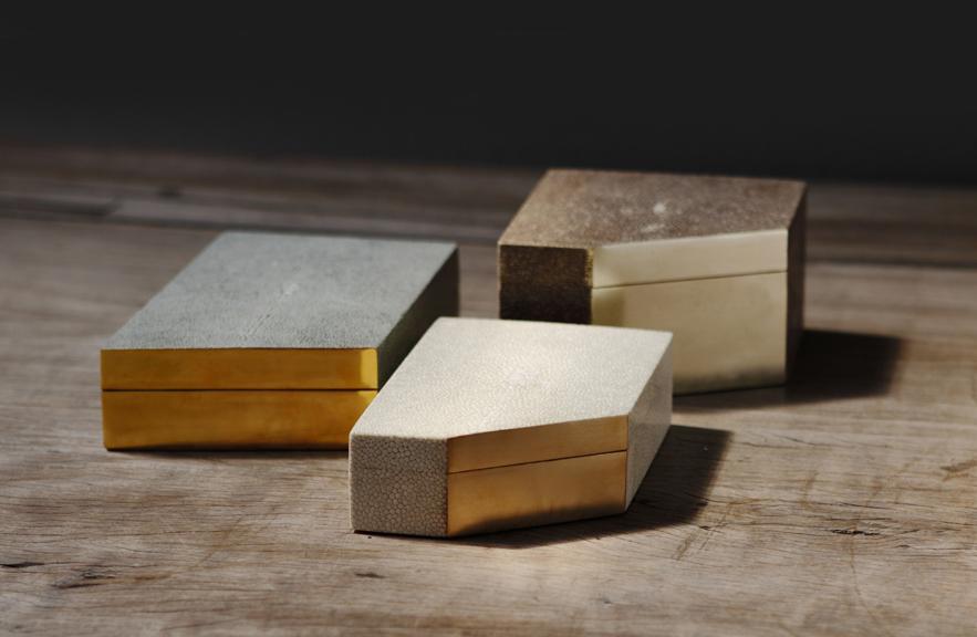 Alexander Lamont Chop Boxes