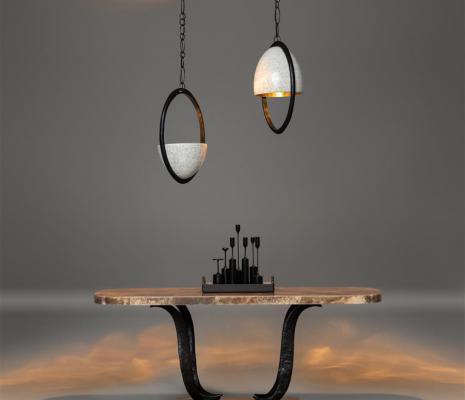 Alexander Lamont Cupola Lamps