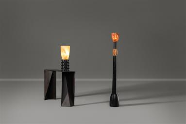 Over the next few weeks we will be presenting the new collection of furniture, lighting and decorative objects by Alexander Lamont – Sirena.