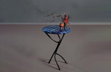 Wishbone Table – A sculpture in techniques and the art of imperfection