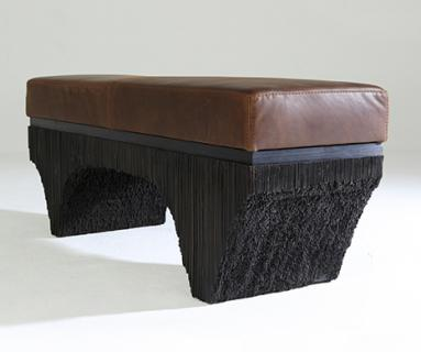 Vault Bench by Alexander Lamont